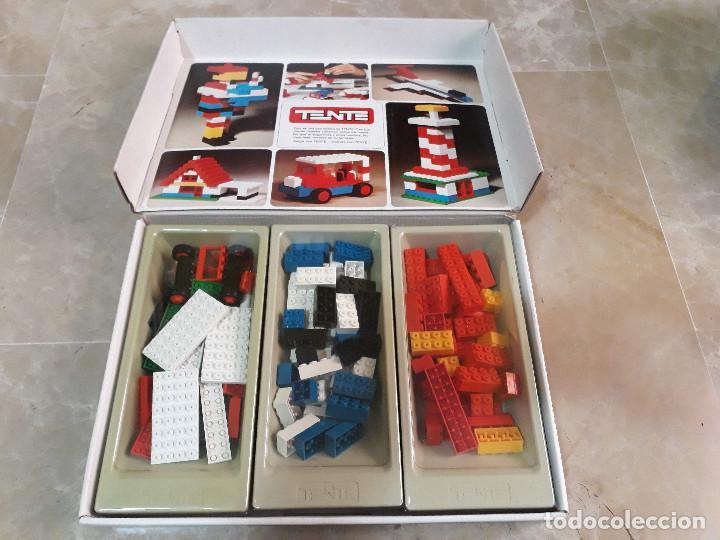 Juegos construcción - Tente: TENTE 402. EXIN. NO LEGO - Foto 2 - 245898660