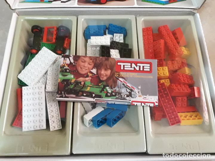 Juegos construcción - Tente: TENTE 402. EXIN. NO LEGO - Foto 3 - 245898660