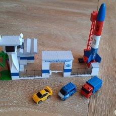 Juegos construcción - Tente: TENTE MICRO EXIN - REF 0425 - BASE LANZAMISILES. Lote 249522970