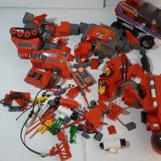 Juegos construcción - Tente: LOTAZO TENTE RESCUE ROBOT ESPACIO. Lote 254323115