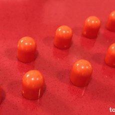 Juegos construcción - Tente: 10 RADAR DOPLER 1X1 NARANJA. COMPATIBLE 100% CON TENTE. Lote 254737985