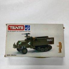 Juegos construcción - Tente: TENTE SEMI-ORUGA. Lote 256064365