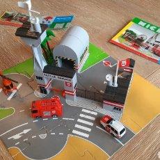 Juegos construcción - Tente: TENTE MICRO EXIN - PROTECCION CIVIL REF 0434 - COMPLETO. Lote 257632510