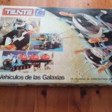 Juegos construcción - Tente: TENTE 0552 LOS VEHÍCULOS DE LAS GALAXIAS (1978).. Lote 260558860