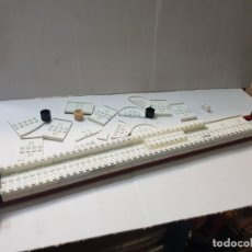 Juegos construcción - Tente: TENTE TITANIC LOTE DESPIECE CASCO COMPLETO. Lote 261830440