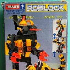 Jogos construção - Tente: CAJA DE ROBLOCK DE TENTE SUPERBEE REF. 0784. Lote 261847185