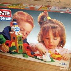 Juegos construcción - Tente: TENTE ELEPHANT - 0256 - HOTEL - NUEVO A ESTRENAR - EN SU CAJA ORIGINAL. Lote 265143774