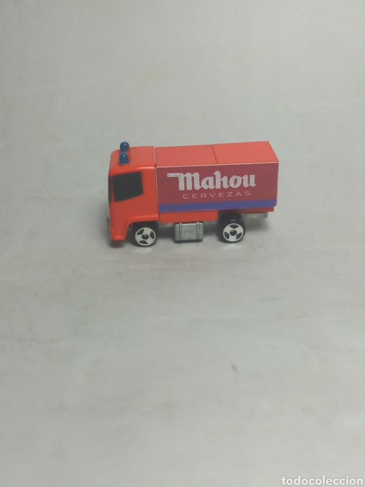 Juegos construcción - Tente: Tente Micro camion reparto cervezas custom - Foto 2 - 265214699