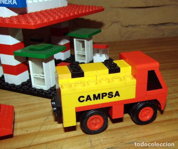 Juegos construcción - Tente: TENTE EXIN. LOTE DE VEHICULOS: 0693 - 0762 - 0674 - 0692 - 0680. REFERENCIAS COMPLETAS. - Foto 3 - 265831249