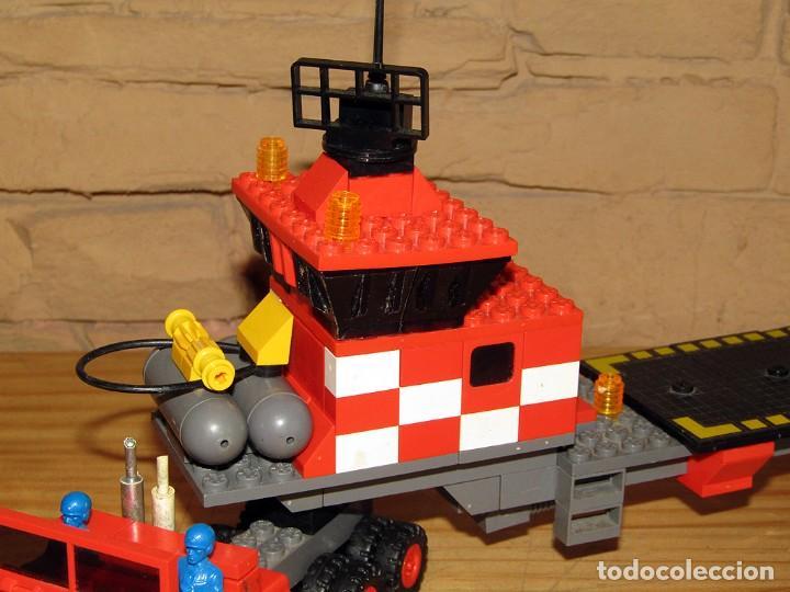 Juegos construcción - Tente: TENTE AIRE - EXIN - HELICOPTERO AUTOTRANSPORTADO - 0530 - COMPLETO - Foto 6 - 267736924