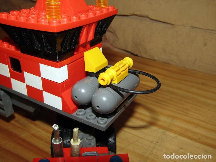 Juegos construcción - Tente: TENTE AIRE - EXIN - HELICOPTERO AUTOTRANSPORTADO - 0530 - COMPLETO - Foto 9 - 267736924