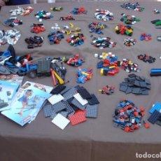 Juegos construcción - Tente: SUPER LOTE TENTE EXIN - NO HE CONTADO LAS PIEZAS PERO HAY MUCHAS, SOLO LAS HE CLASIFICADO VER FOTOS. Lote 268871399
