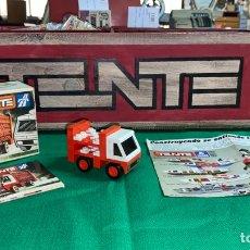 Juegos construcción - Tente: TENTE RUTA CAMION DE REPARTO - REF: 0678. Lote 268871894