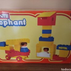 Juegos construcción - Tente: TENTE ELEPHANT 0231. Lote 268879449