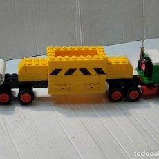 Juegos construcción - Tente: TENTE TRAILER TRANSPORTE MINERALES REF.0685. Lote 269460258