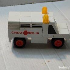Juegos construcción - Tente: TENTE AMBULANCIA DE LA CRUZ ROJA REF.0676. Lote 269462878