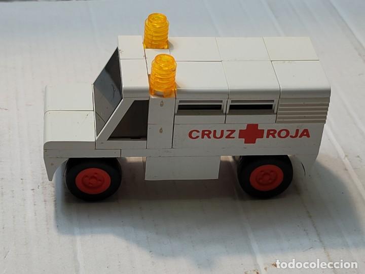 Juegos construcción - Tente: Tente Ambulancia de la Cruz Roja ref.0676 - Foto 2 - 269462878