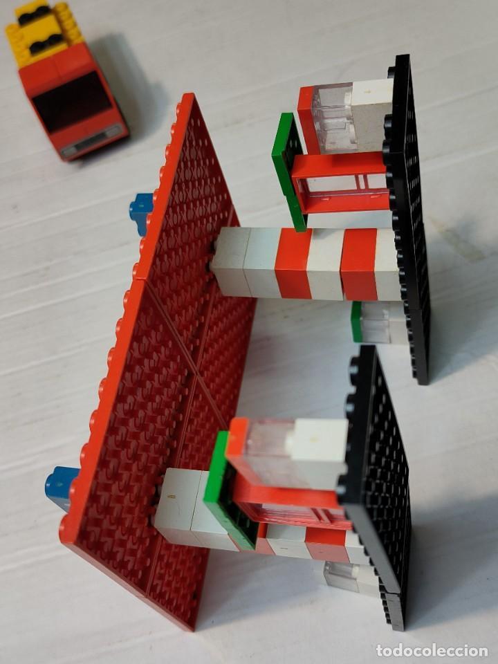 Juegos construcción - Tente: Tente Gasolinera y Camión Cisterna ref.0692 con instrucciones - Foto 3 - 272979993
