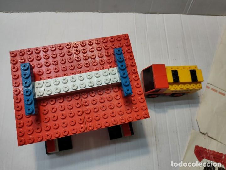 Juegos construcción - Tente: Tente Gasolinera y Camión Cisterna ref.0692 con instrucciones - Foto 6 - 272979993