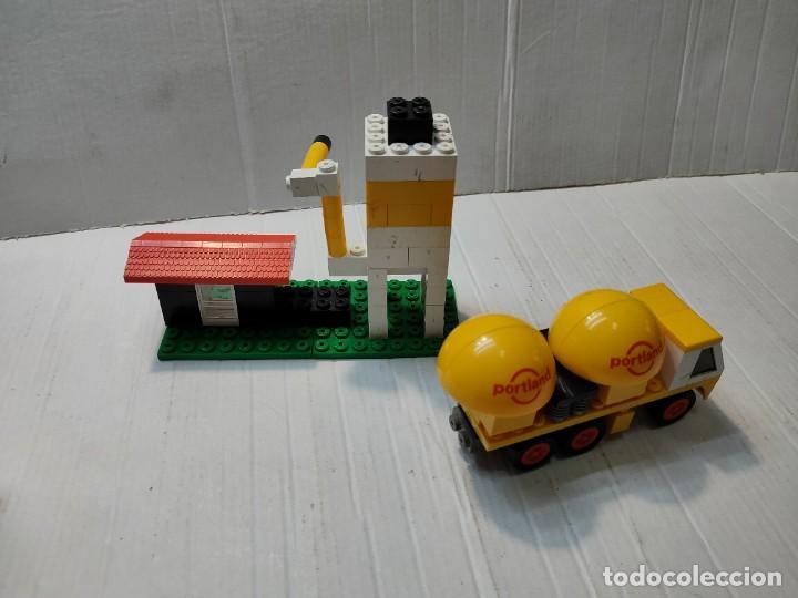 Juegos construcción - Tente: Tente Silo y Camión Cemento ref.0693 - Foto 2 - 272983268