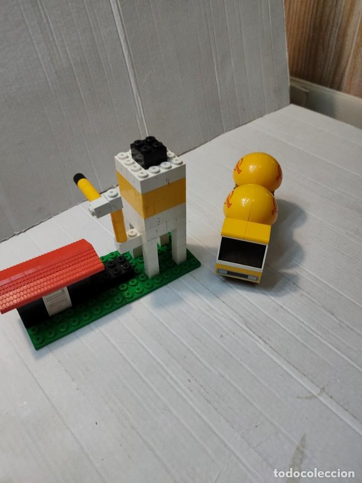 Juegos construcción - Tente: Tente Silo y Camión Cemento ref.0693 - Foto 4 - 272983268