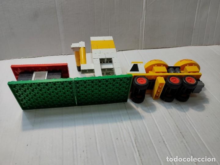 Juegos construcción - Tente: Tente Silo y Camión Cemento ref.0693 - Foto 5 - 272983268