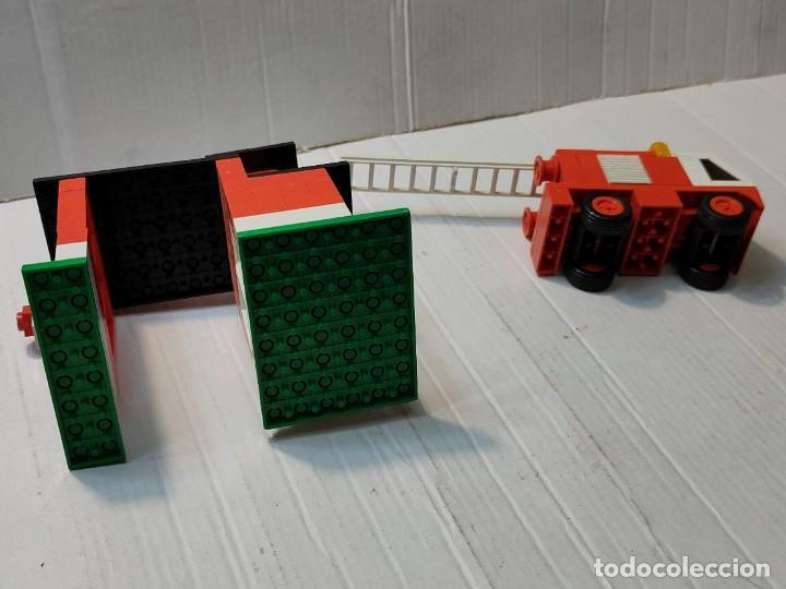 Juegos construcción - Tente: Tente Cuartel y Camión Bomberos ref.0690 - Foto 3 - 272984728