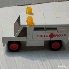 Juegos construcción - Tente: TENTE AMBULANCIA DE LA CRUZ ROJA REF.0676. Lote 272986148