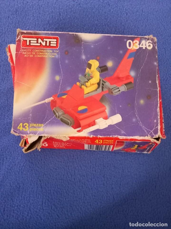 CAJA TENTE REFERENCIA 0346 (Juguetes - Construcción - Tente)