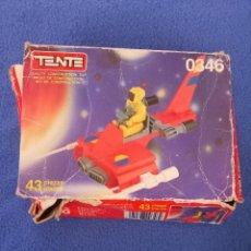 Juegos construcción - Tente: CAJA TENTE REFERENCIA 0346. Lote 272996948