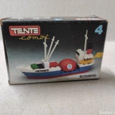 Jogos construção - Tente: TENTE COMBI NÚMERO 4. Lote 273913918