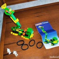Juegos construcción - Tente: TENTE ASTRO REF.0725 EQUIPO MÓVIL FOTOSTEREO COMPLETO CON CATÁLOGO AÑOS 70 DIFÍCIL. Lote 274423258