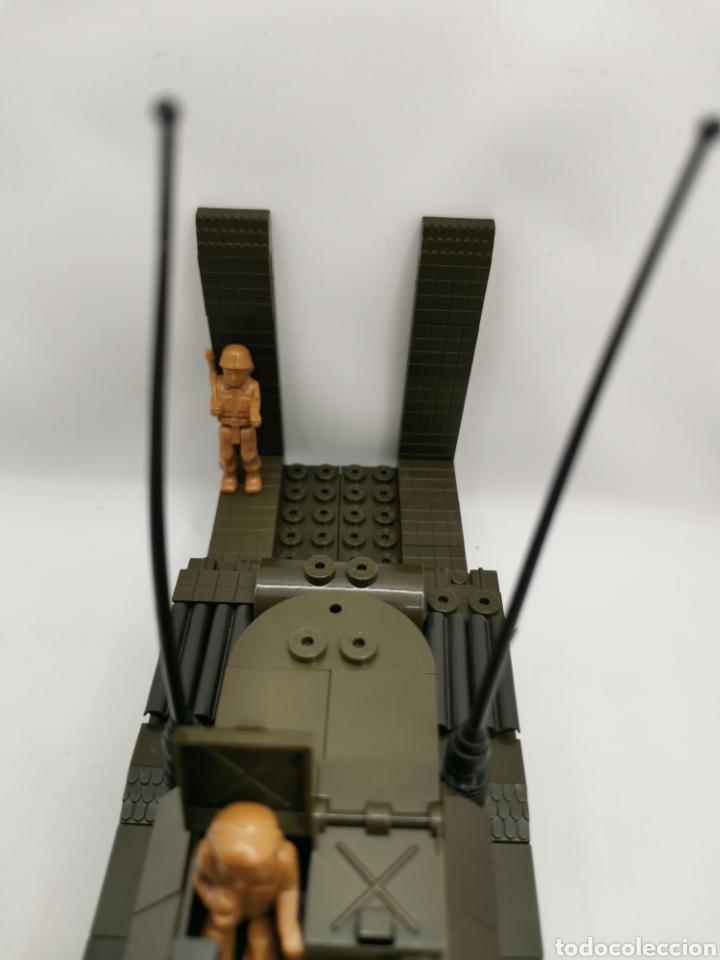 Juegos construcción - Tente: Transporte carro de combate tente ref. 0770 - Foto 4 - 277068853