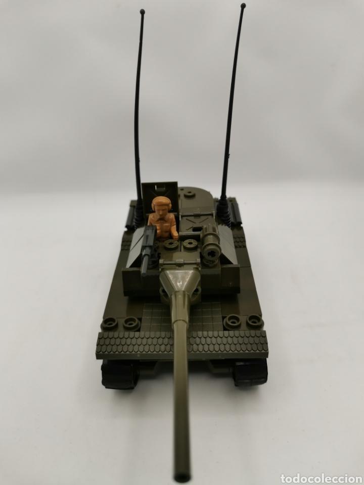 Juegos construcción - Tente: Transporte carro de combate tente ref. 0770 - Foto 8 - 277068853