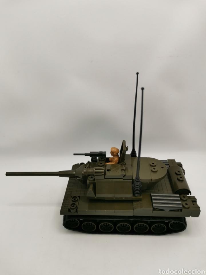 Juegos construcción - Tente: Transporte carro de combate tente ref. 0770 - Foto 9 - 277068853