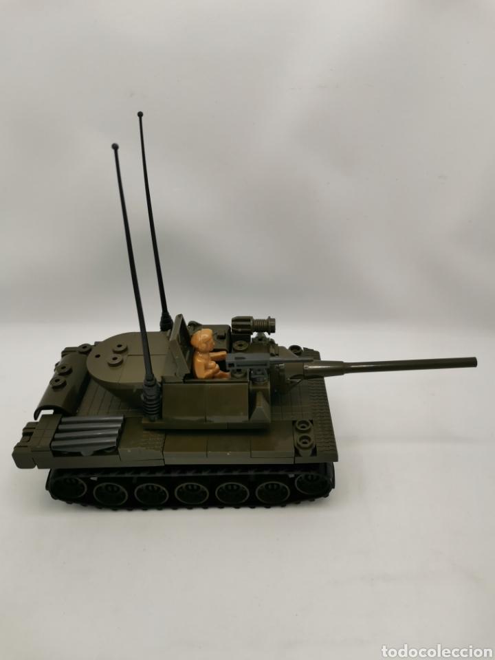 Juegos construcción - Tente: Transporte carro de combate tente ref. 0770 - Foto 11 - 277068853