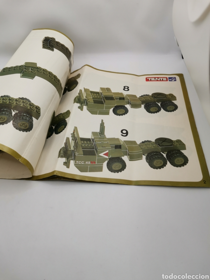 Juegos construcción - Tente: Transporte carro de combate tente ref. 0770 - Foto 13 - 277068853