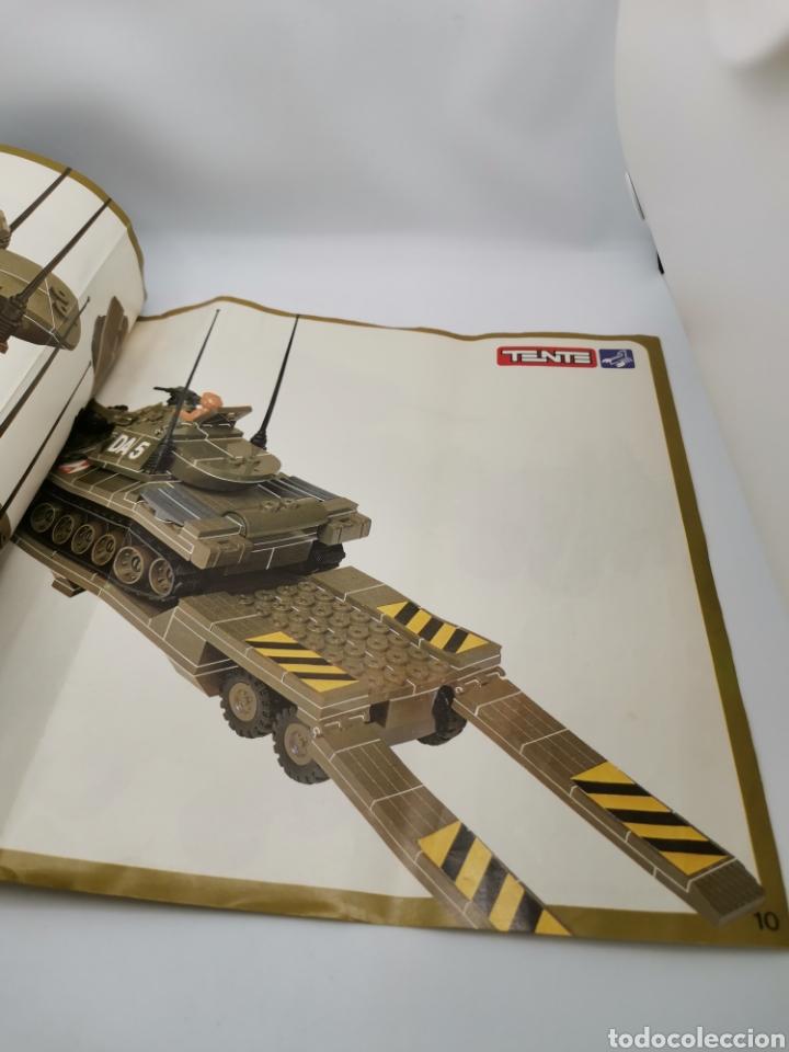 Juegos construcción - Tente: Transporte carro de combate tente ref. 0770 - Foto 17 - 277068853