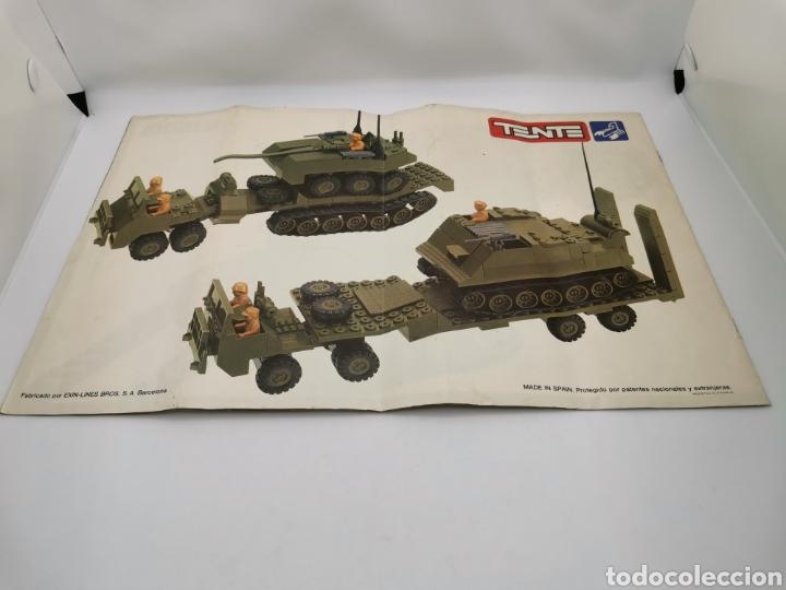 Juegos construcción - Tente: Transporte carro de combate tente ref. 0770 - Foto 18 - 277068853