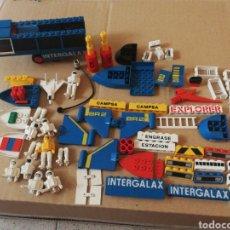 Juegos construcción - Tente: LOTE PIEZAS TENTE. Lote 277118738