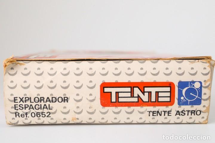 Juegos construcción - Tente: Explorador espacial de la marca TENTE. Con la caja - Foto 4 - 278610188