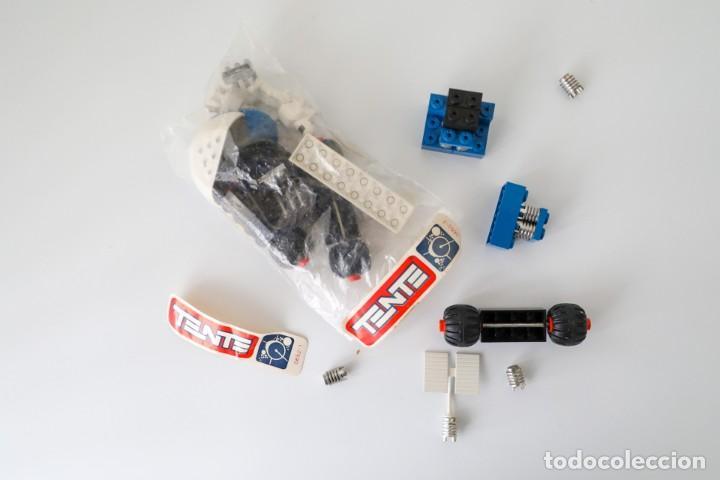 Juegos construcción - Tente: Explorador espacial de la marca TENTE. Con la caja - Foto 6 - 278610188