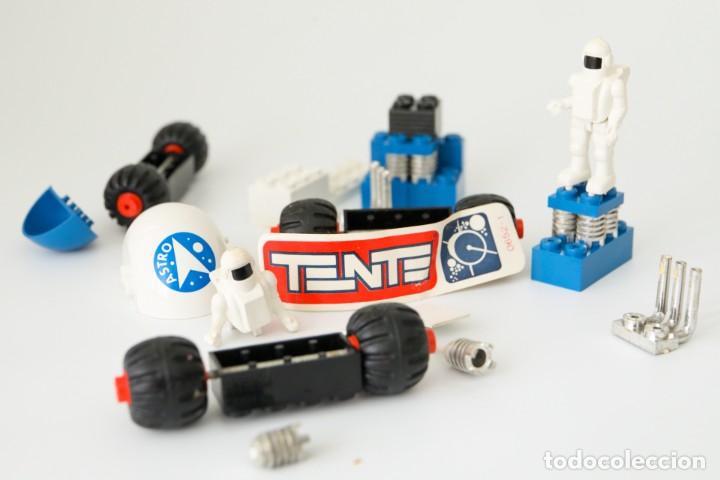 Juegos construcción - Tente: Explorador espacial de la marca TENTE. Con la caja - Foto 11 - 278610188