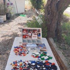 Jogos construção - Tente: GRAN LOTE DE TENTE /ASTRO/MAR/RUTA/COMBI. Lote 283500753