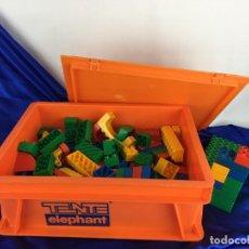 Juegos construcción - Tente: ELEPHANT TENTE-EXIN (JUEGO CONSTRUCCIONES PARA NIÑOS). Lote 287355588