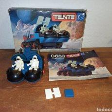 Juegos construcción - Tente: DIFÍCIL ASTROMOVIL TENTE REF 0653. Lote 287570658