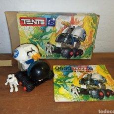 Juegos construcción - Tente: DESINTEGRADOR DE RAYOS LASER REF 0650. Lote 287577288