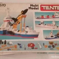 Construction games - Tente: TENTE MULTI MODEL REF. 0570 EXIN AÑOS 80. Lote 287630523