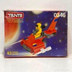 Juegos construcción - Tente: TENTE COMPACT REF 0346 VIGILANTIC. NUEVO. VINTAGE. AÑO 1.988. A ESTRENAR CON PRECINTO.. Lote 287729808