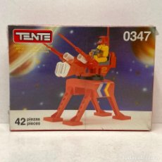Juegos construcción - Tente: TENTE COMPACT REF 0347 PEGASUS. NUEVO. VINTAGE. AÑO 1.988. A ESTRENAR CON PRECINTO.. Lote 287730018